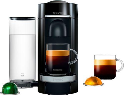 Nespresso - VertuoPlus Deluxe Coffeemaker - Black 5857408