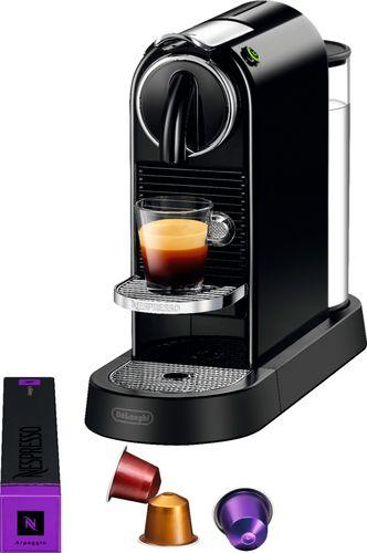 Nespresso - CitiZ Espresso Maker/Coffeemaker - Black 5857415