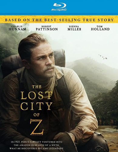 The Lost City of Z [Blu-ray] [2016] 5859200