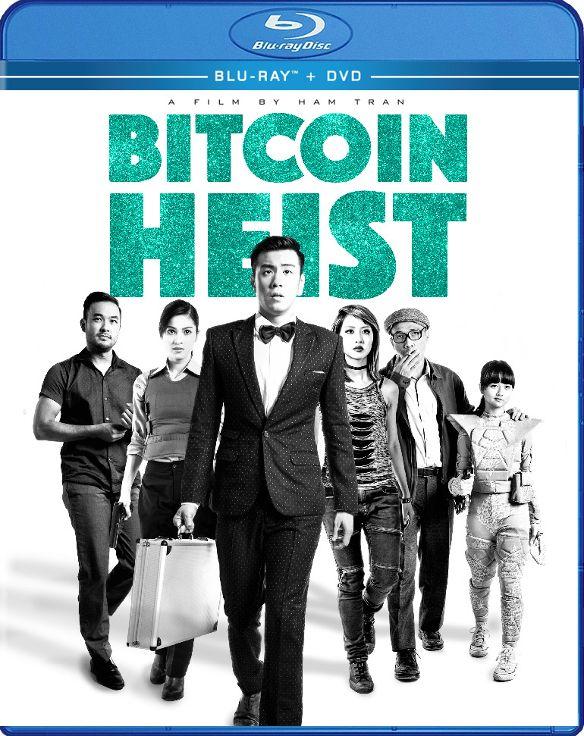 Bitcoin Heist [Blu-ray/DVD]