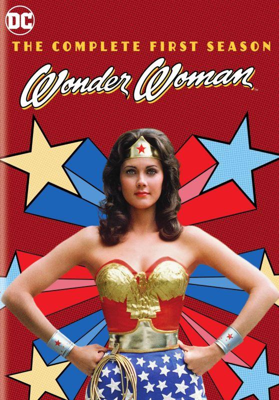 Wonder Woman: The Complete First Season [3 Discs] [DVD] 5859404