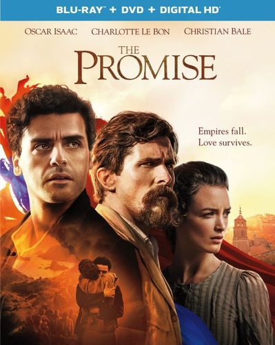 The Promise [Includes Digital Copy] [UltraViolet] [Blu-ray/DVD] [2 Discs] [2016] 5863200