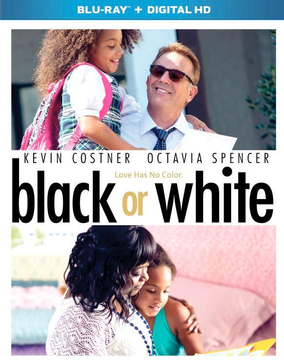 Black or White [Blu-ray] [2014] 5863276