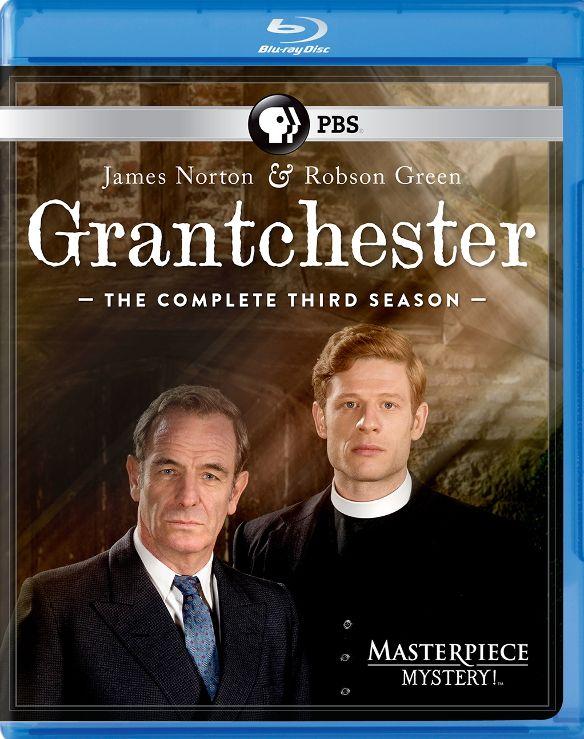 Masterpiece Mystery!: Grantchester: Season 3 [Blu-ray] [3 Discs] 5865208