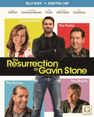 The Resurrection of Gavin Stone [Includes Digital Copy] [UltraViolet] [Blu-ray/DVD] [2 Discs] [2016] 5865306