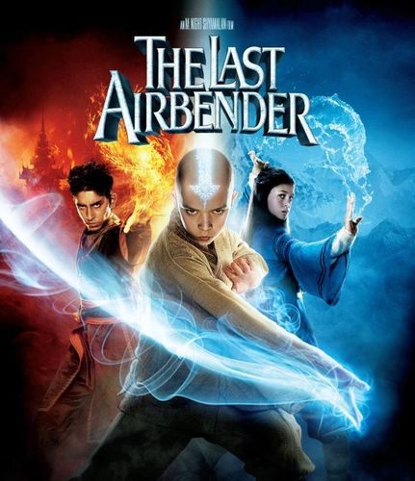 The Last Airbender [Blu-ray] [2010] 5865410