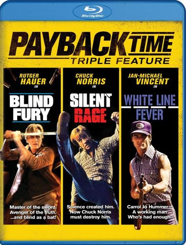 Payback Time: Triple Feature [Blu-ray] 5865800