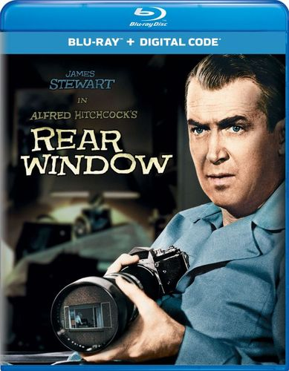 Rear Window [Includes Digital Copy] [UltraViolet] [Blu-ray] [1954] 5867043