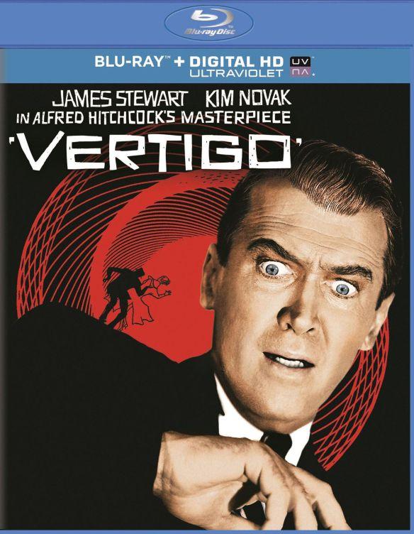 Vertigo [Includes Digital Copy] [UltraViolet] [Blu-ray] [1958] 5867052