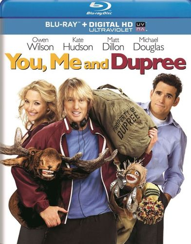 You, Me and Dupree [Includes Digital Copy] [UltraViolet] [Blu-ray] [2006] 5867061