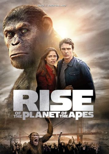 Rise of the Planet of the Apes [DVD] [2011] 5868500