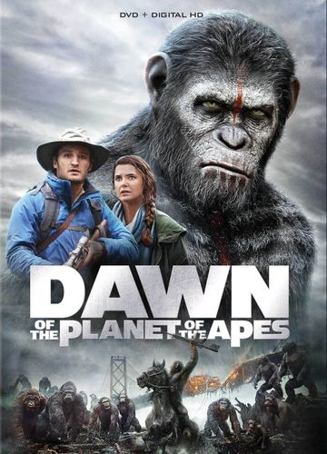 Dawn of the Planet of the Apes [DVD] [2014] 5868501