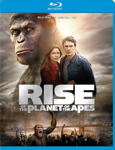 Rise of the Planet of the Apes [Blu-ray] [2011] 5868507