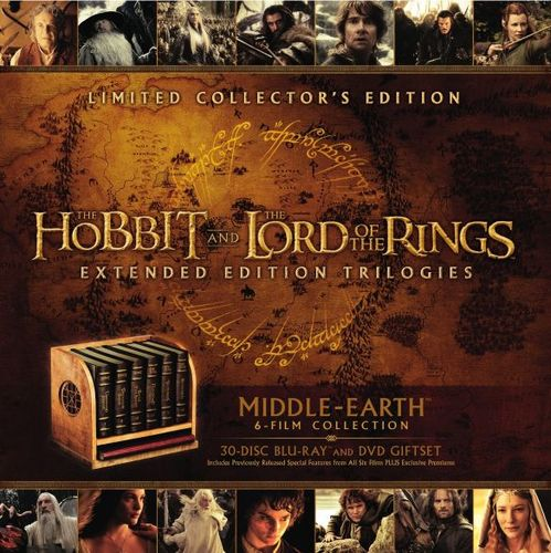 Middle-Earth Limited Collector's Edition [Blu-ray] 5868815