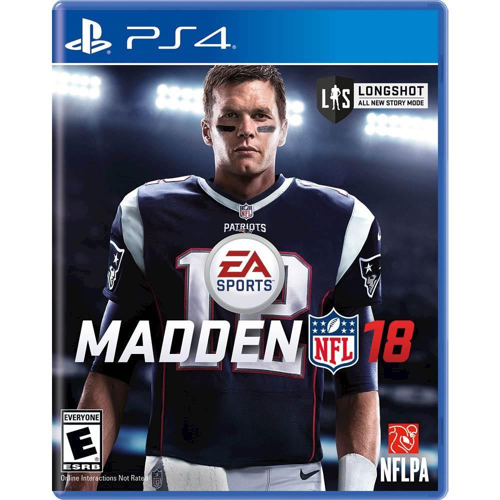 Madden NFL 18 – PlayStation 4