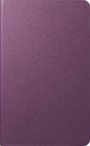 Insignia™ - Folio Case for Amazon Fire 7 (7th Generation, 2017 Release) - Purple