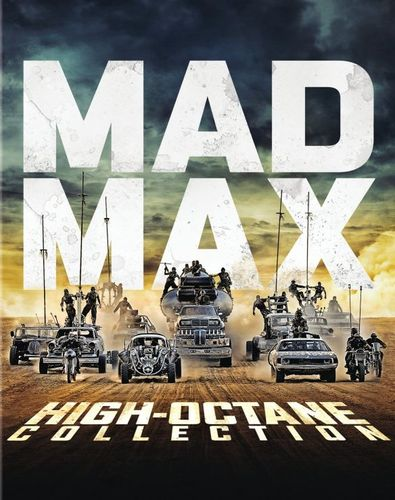 Mad Max: High Octane Collection [Gift Set] [8 Discs] [DVD] 5869517