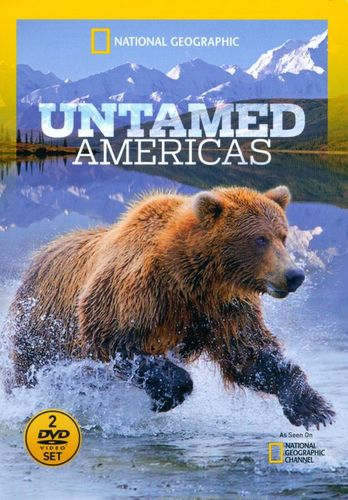 National Geographic: Untamed Americas [2 Discs] [DVD] 5870538