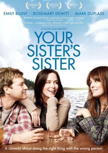 Your Sister's Sister [DVD] [2011] 5870574