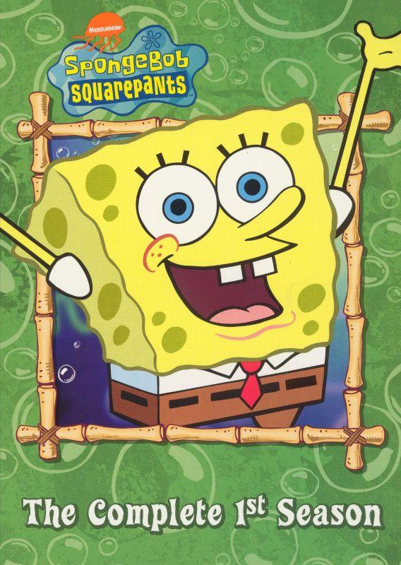 SpongeBob SquarePants: The Complete 1st Season [3 Discs] [DVD] 5870701