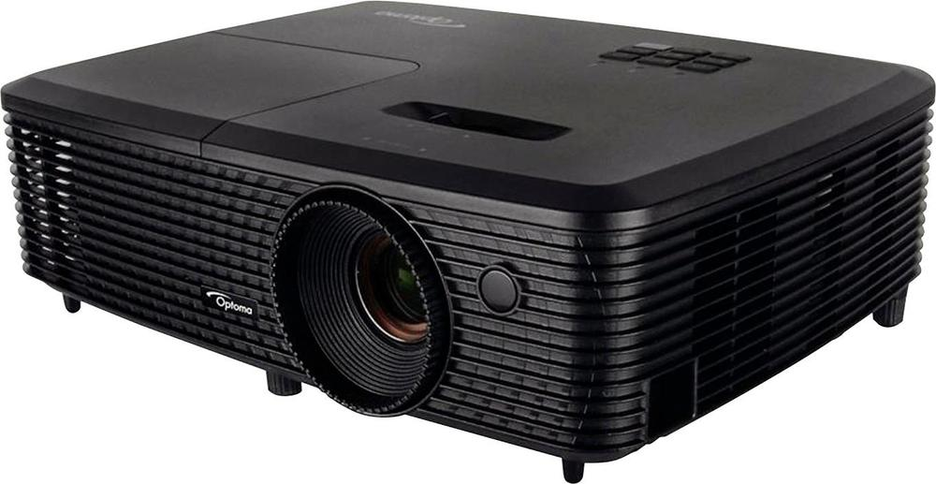 Optoma S341 SVGA DLP Projector Black