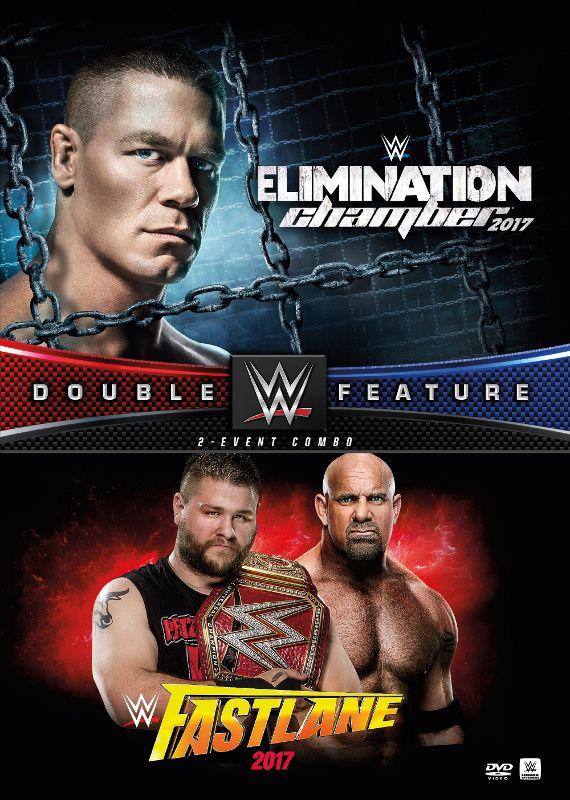 WWE: Elimination Chamber/Fastlane 2017 [DVD] 5871302