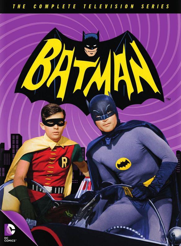 Batman: The Complete Television Series [18 Discs] [DVD] 5871500