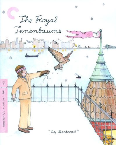 The Royal Tenenbaums [Criterion Collection] [Blu-ray] [2001] 5871564