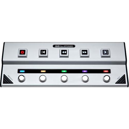 Image of Apogee - GiO USB Audio Input Adapter - Silver