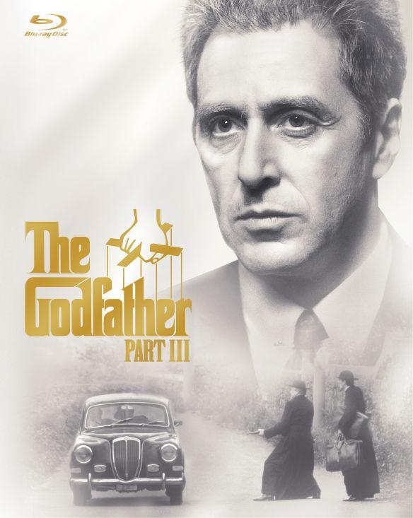 The Godfather Part III [Blu-ray] [1990] 5872103