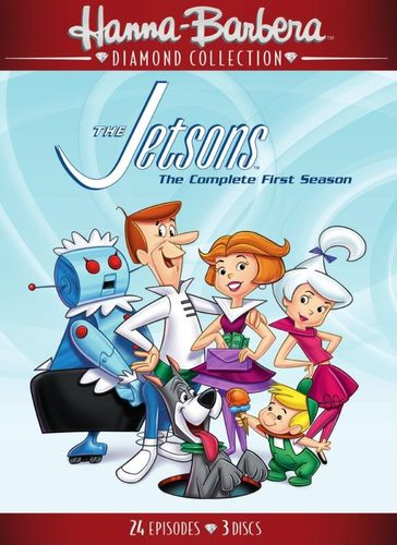 The Jetsons: The Complete First Season [3 Discs] [DVD] 5872105