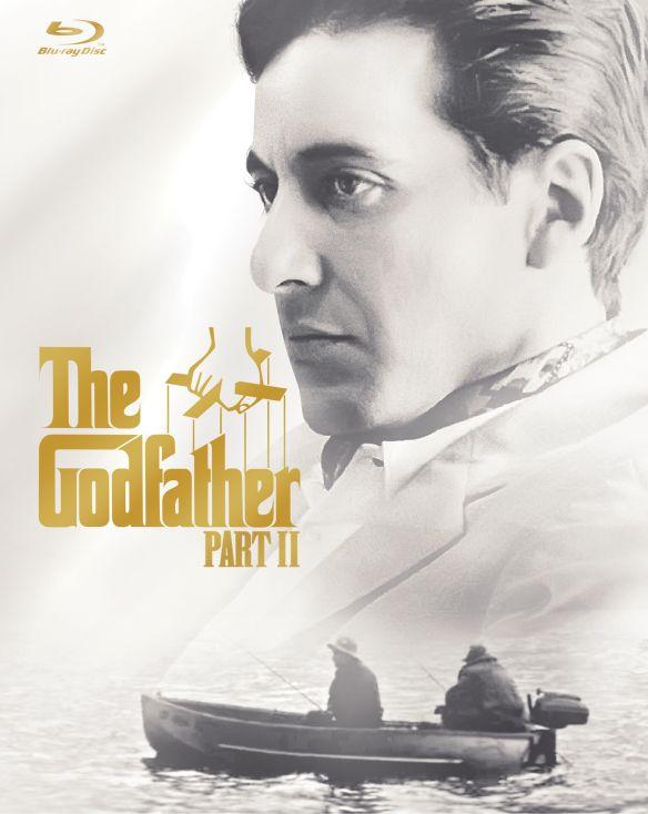 The Godfather Part II [Blu-ray] [1974] 5872116
