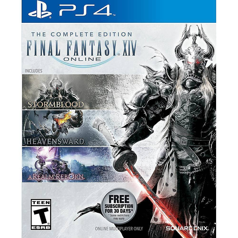 Final Fantasy XIV Online Complete Edition – PlayStation 4