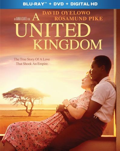 A United Kingdom [Blu-ray/DVD] [2 Discs] [2016] 5873509