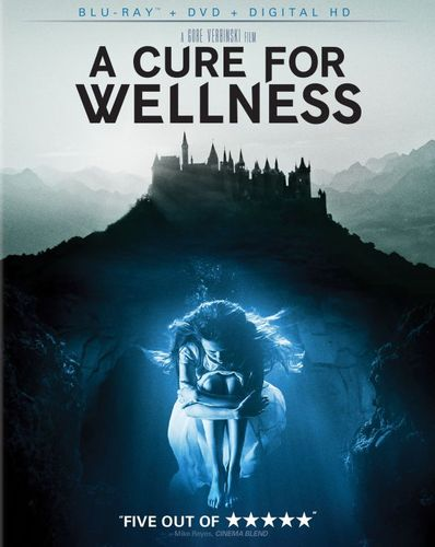 A Cure for Wellness [Includes Digital Copy] [Blu-ray/DVD] [2017] 5873512
