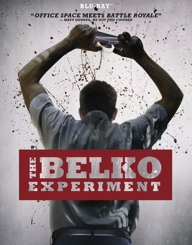 The Belko Experiment [Blu-ray] [2016] 5873513