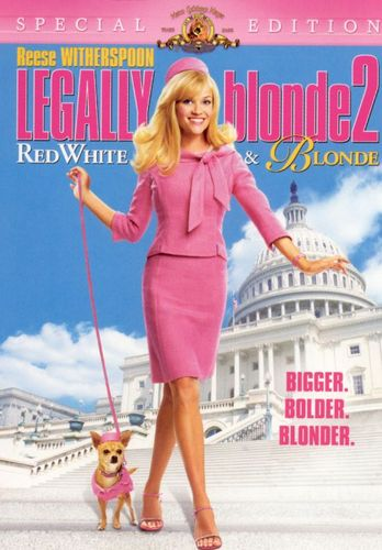 Legally Blonde 2: Red, White & Blonde [Special Edition] [DVD] [2003] 5874093