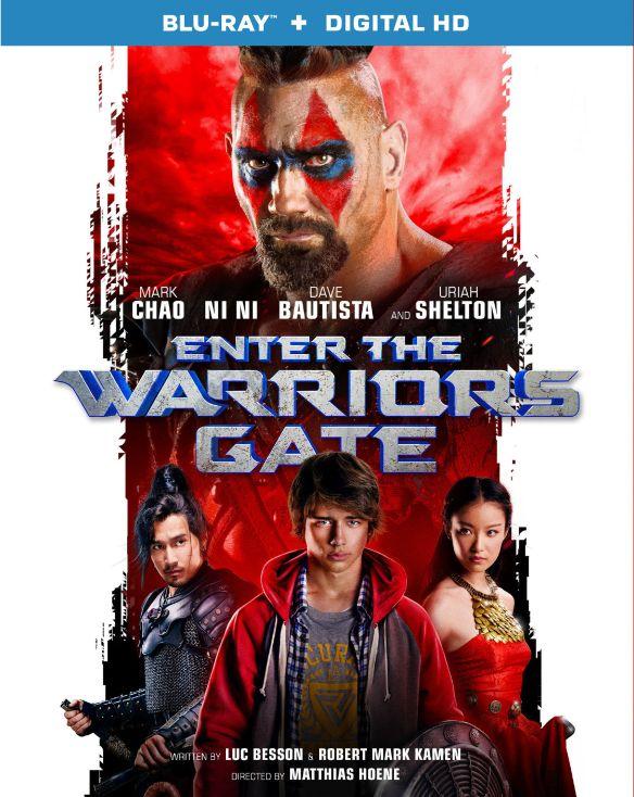 Enter the Warriors Gate [Blu-ray/DVD] [2016] 5875675