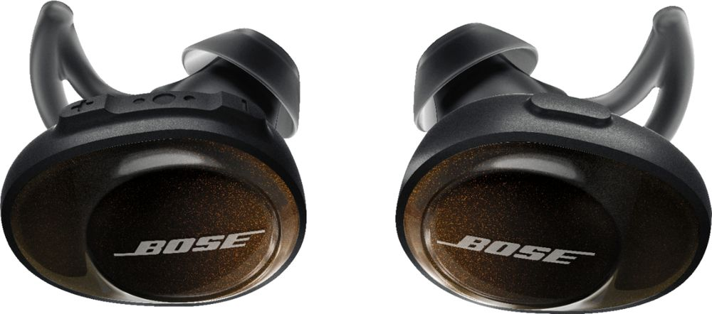 Bose® - SoundSport® Free wireless headphones - Black