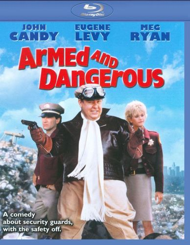 Armed and Dangerous [Blu-ray] [1986] 5877461