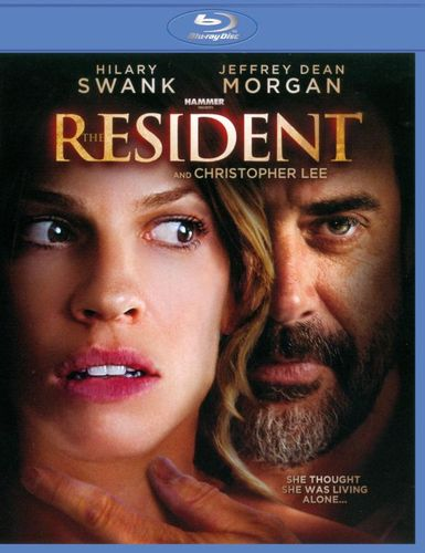 The Resident [Blu-ray] [2011] 5877489