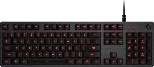 Logitech G413 PC Gaming Keyboard - Black (920-008300)