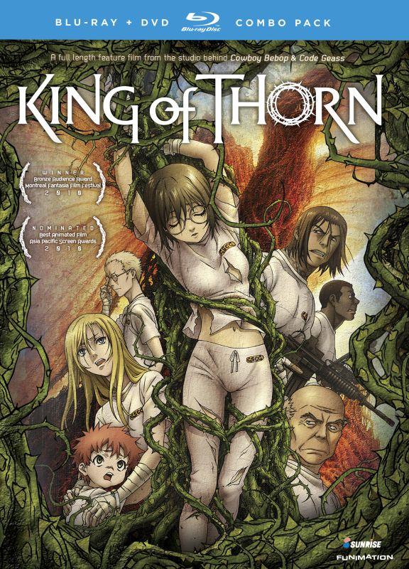 King of Thorn [2 Discs] [Blu-ray/DVD] [2010] 5878197
