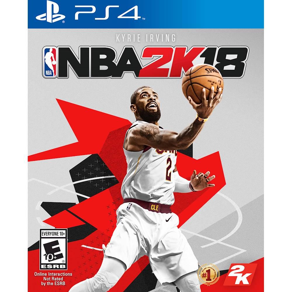NBA 2K18 – PlayStation 4