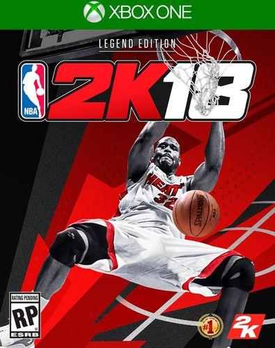 NBA 2K18 Legend Edition...