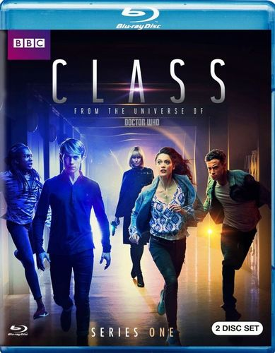 Class: From the Universe of Doctor Who - Season One [Blu-ray] 5882113