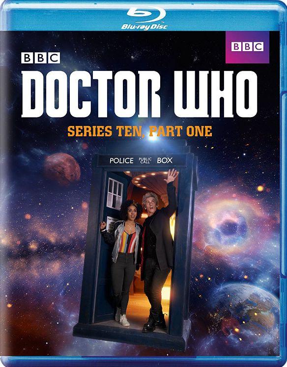 Doctor Who: Season 10 - Part 1 [Blu-ray] 5882119