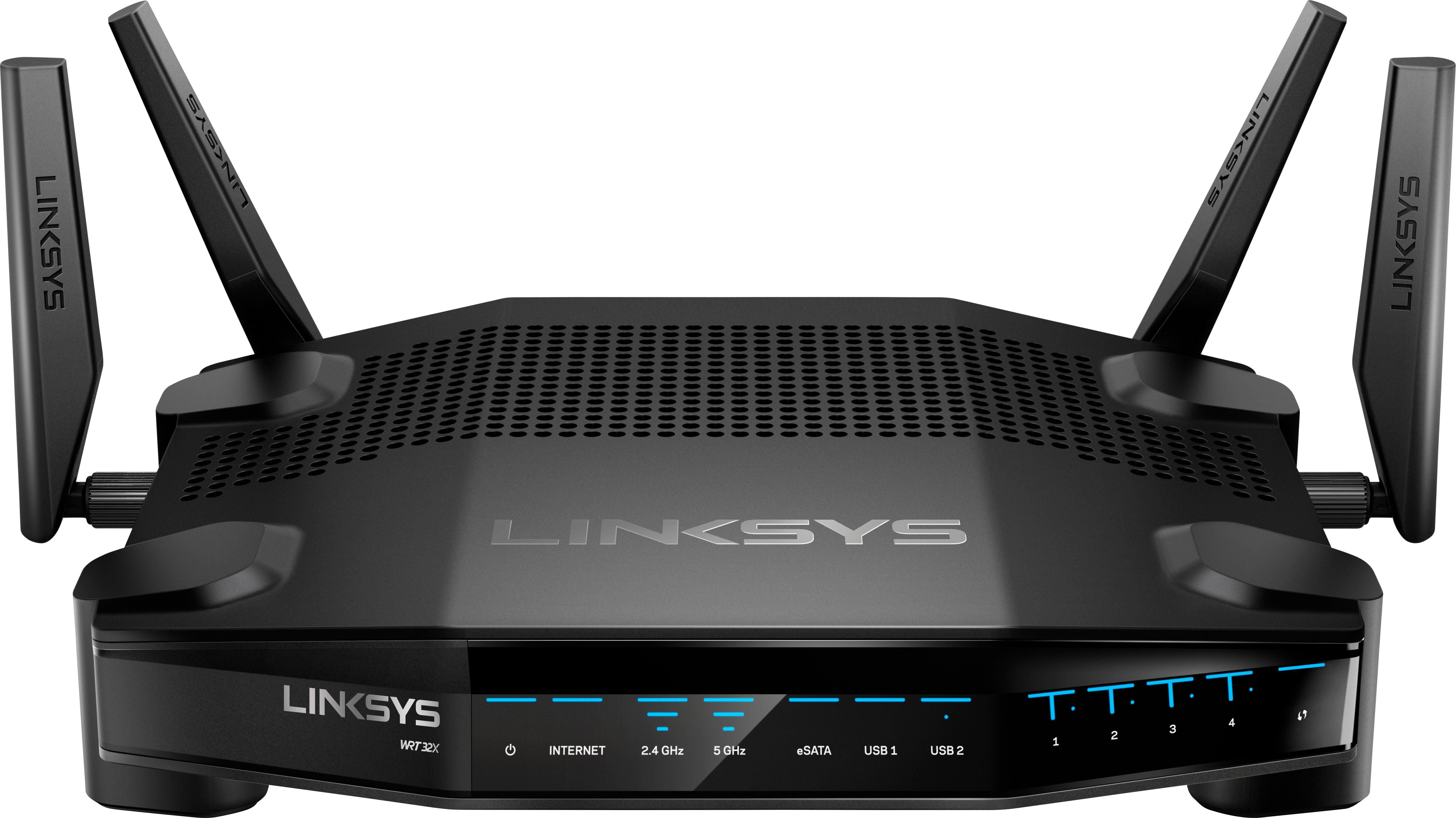 Linksys - WRT32X AC3200...
