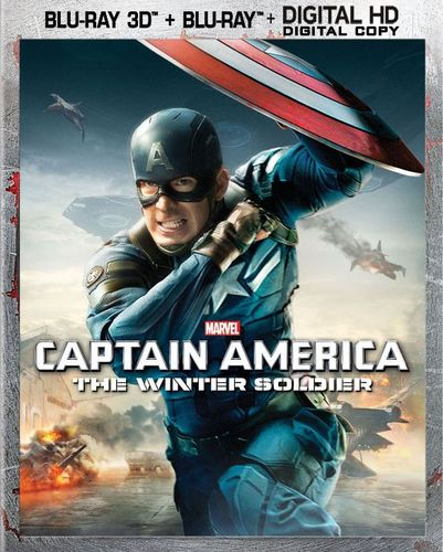 Captain America: The Winter Soldier [Includes Digital Copy] [3D] [Blu-ray] [Blu-ray/Blu-ray 3D] [2014] 5885123