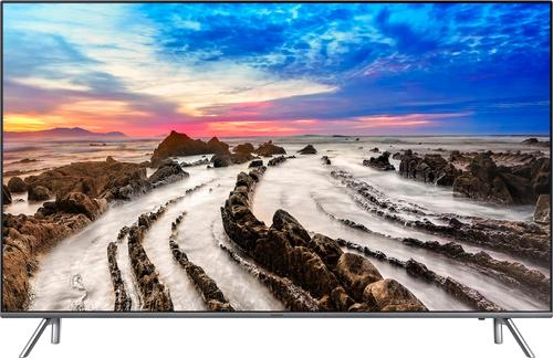Samsung - 82 Class (82 Diag.) - LED - 2160p - Smart - 4K Ultra HD TV with High Dynamic Range